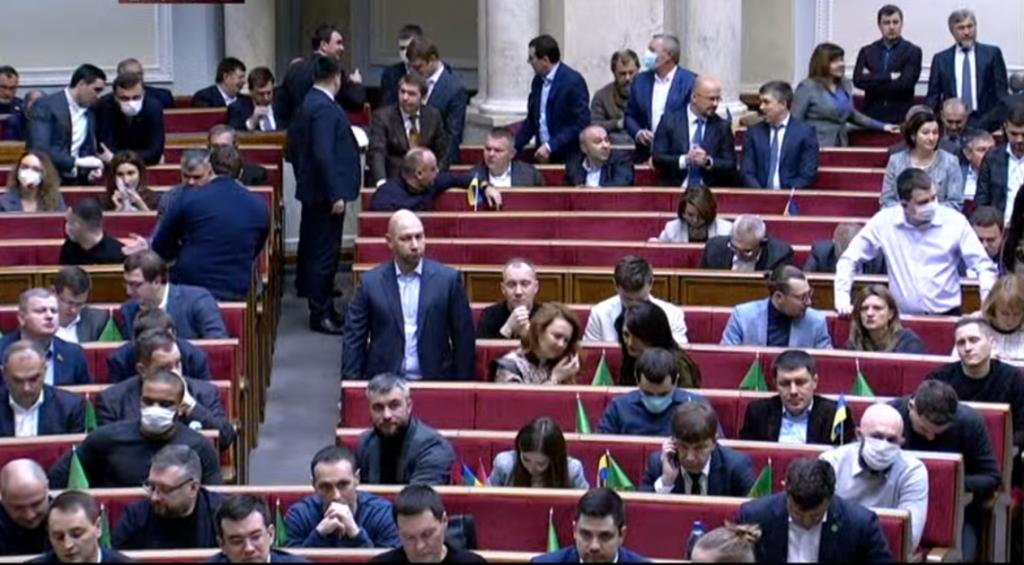 Коронавирус обнаружили еще у одного украинского депутата. Названо имя — СМИ
