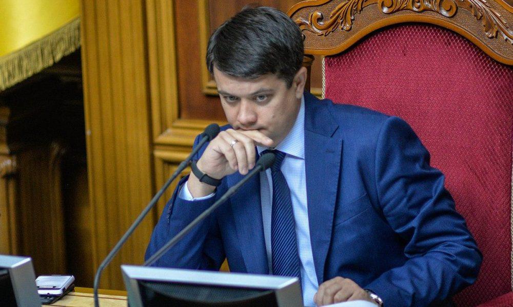Разумков красиво попустил Яценюка, ничего ему не светит: всколыхнул мощным заявлением