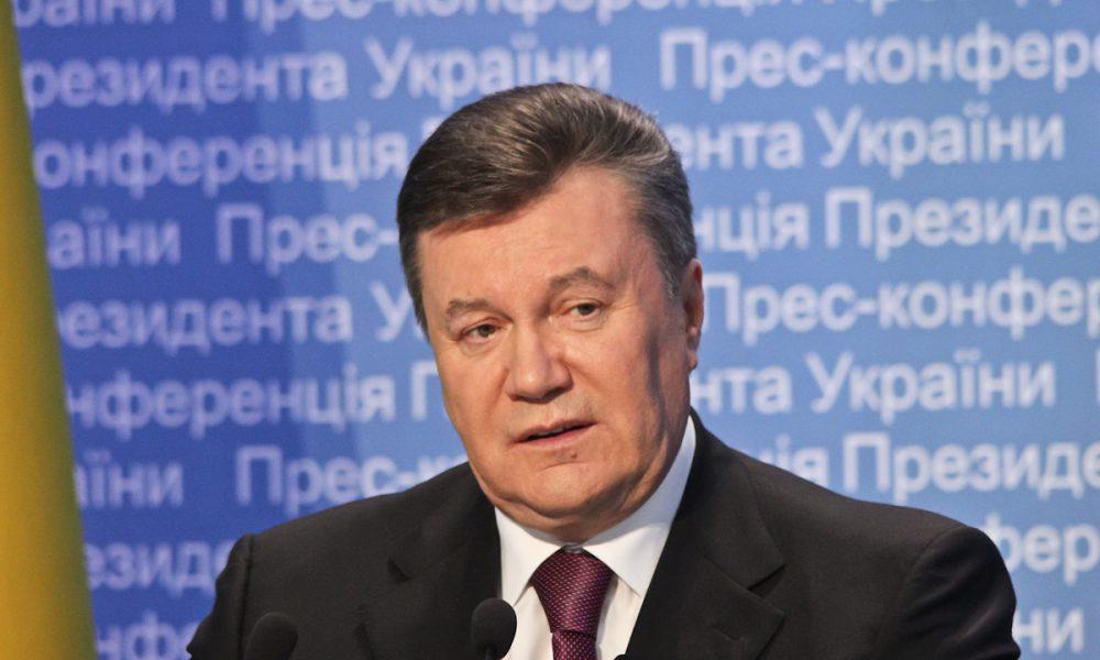 Это «бомба»! С Януковичем произошло неожиданное, такого вы еще не слышали: внук Брежнева
