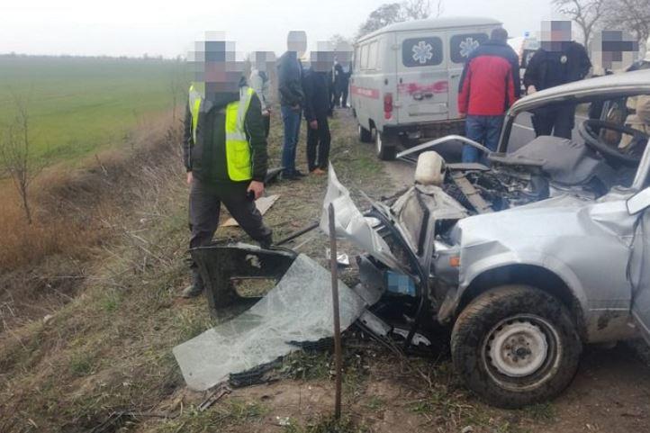 «Умер прямо на месте происшествия»: В жуткой аварии на Херсонщине погиб влиятельный полицейский