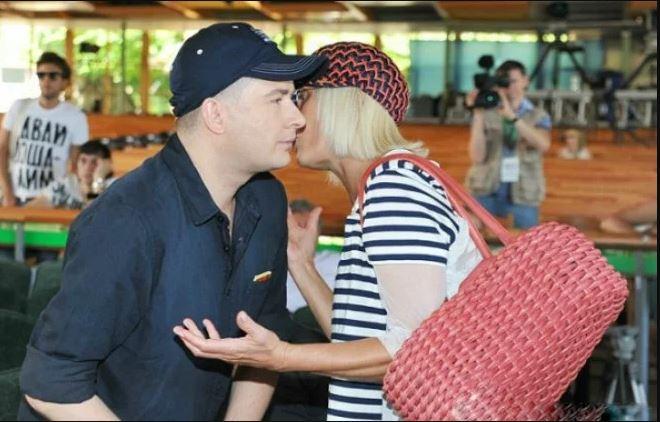«Вместе отдыхали в Греции»: Данилко назвал имя женщины с которой провел романтический отпуск. Она замужем!