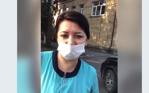«Может он устроится швеей?»: Врач разнесла Радуцкого — На отделение три маски и все!