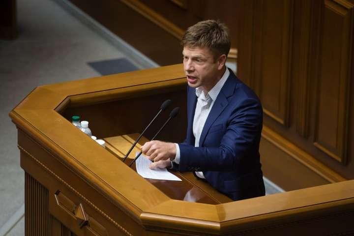 Когда в стране нечего есть! Скандальный Гончаренко устроил истерику в Раде. «Закиталы» маской