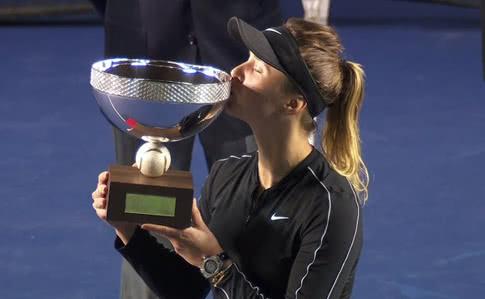 Снова в топ-5! Элина Свитолина получила феерическую победу на престижном турнире