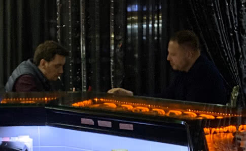«Разговор очень серьезный»: Гончарук провел тайную встречу с Ермаком в ресторане. «Вспоминали Коломойского»