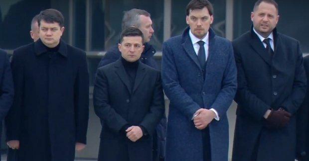 Кадровая революция от Зеленского. Кто станет новым премьером. Гончарук подал заявление на увольнение в ВР. Однако, есть одно «но»
