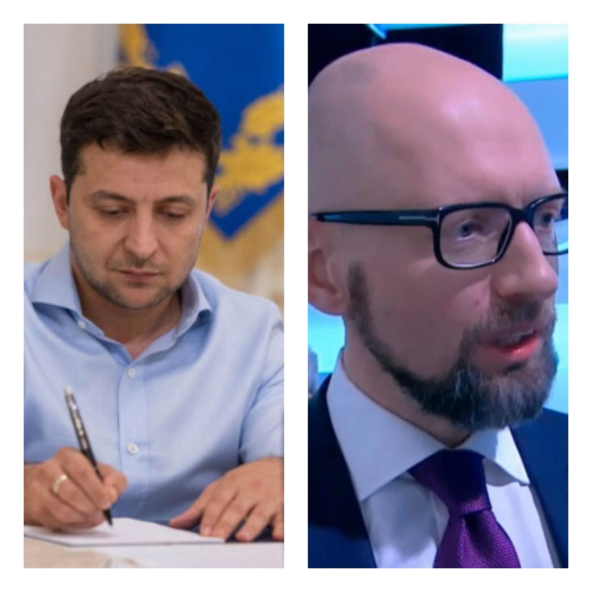 «Заберите его!»: Феерическое появление Яценюка в прямом эфире разозлило украинцев. «Зеленский сказал свое слово»