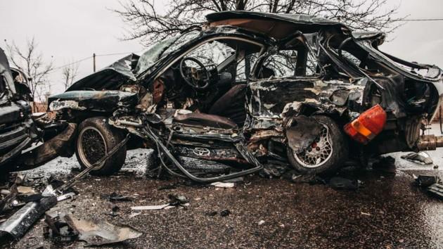 Вырезали из груды металла: молодой парень погиб в страшном ДТП. Ничего не уцелело