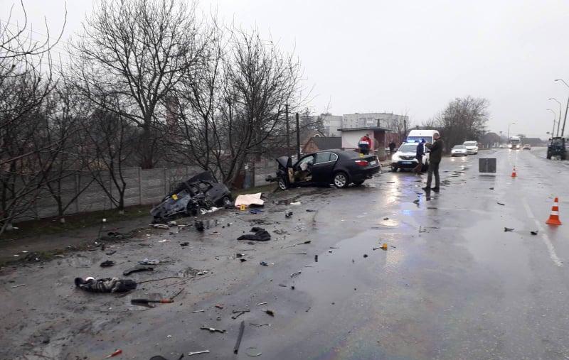 Младенец не доехал домой. Смертельное ДТП поразило украинцев. Обломки разбросало повсюду