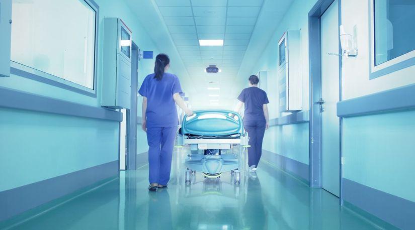 Отличная новость! У госпитализированной женщины из Ирпеня родился ребенок. Подозревают Коронавирус