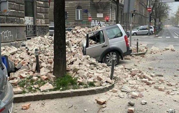 На Европу обрушилась новая беда. Два мощных землетрясения в центре столицы