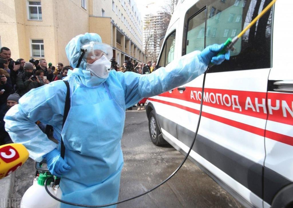 В общем 119! На Львовщине увеличилось количество людей с подозрением на коронавирус. 54 человека госпитализированы
