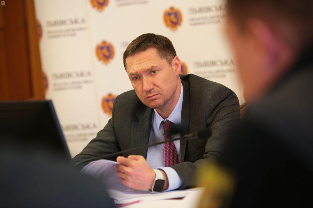 Вынужденный ход: Глава Львовщины выступил с неожиданным предложением. Всех предупредили