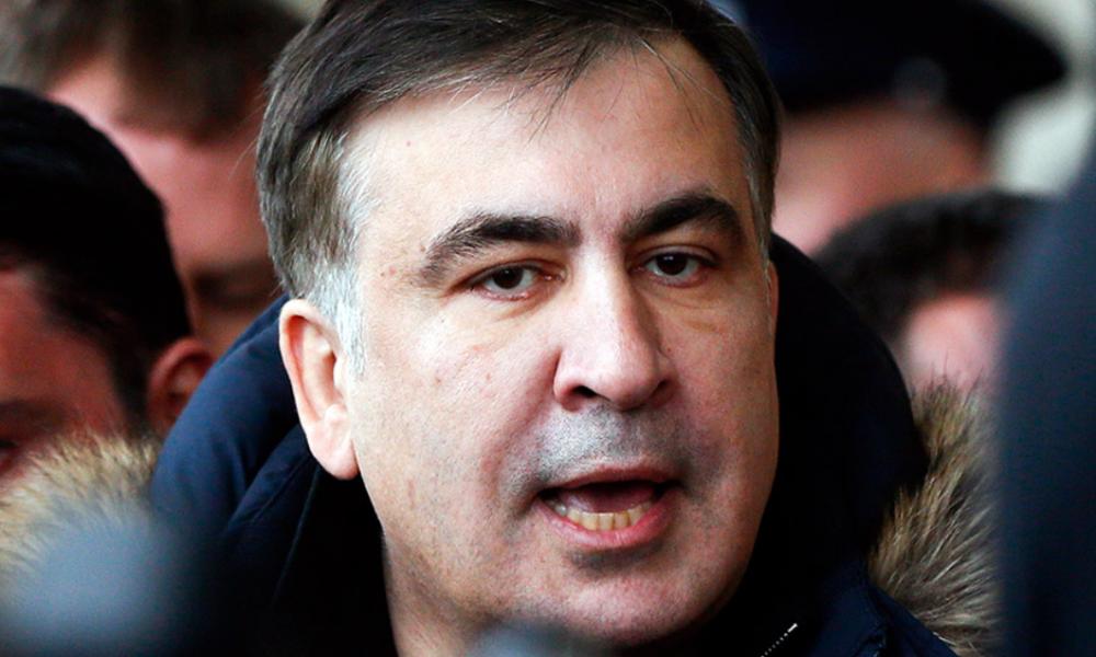Сесть за стол! Саакашвили взорвался мощным заявлением. К Зеленскому обратились — он нам нужен