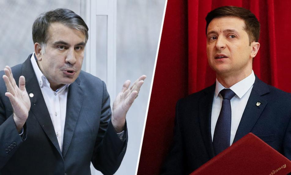 Никаких уступок! Саакашвили эмоционально обратился к Зеленскому! Сакварелидзе поддержал