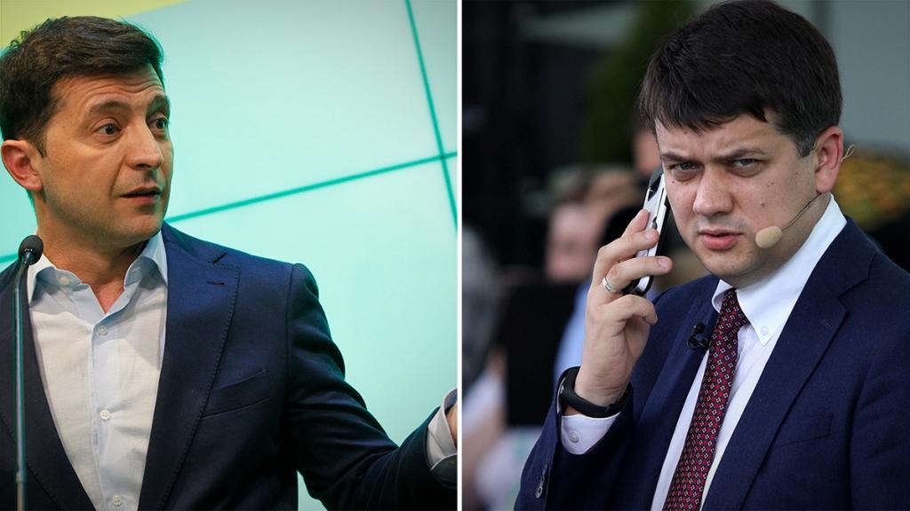 Отставка Разумкова! Спикер выступил с экстренным заявлением. «Оставил должность»