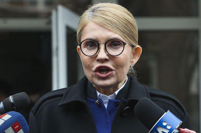 «Преступление без срока давности». Тимошенко набросилась на Зеленского. Выдвинула требования