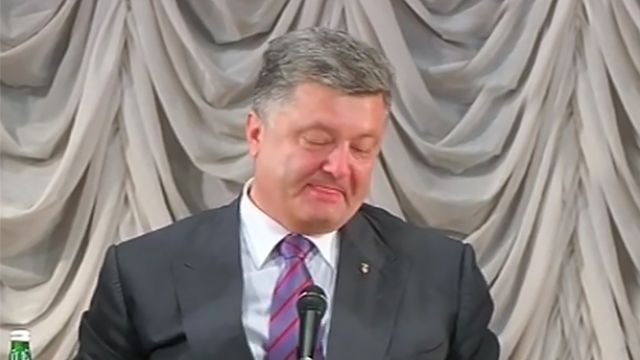 «Ничего святого!»: Канал Порошенко поразил своим цинизмом. «Рупор пропаганды»