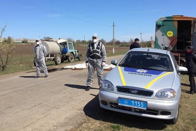 «Обустроили блокпосты»: На Николаевщине происходит немыслимое. «Изолировали целое село»