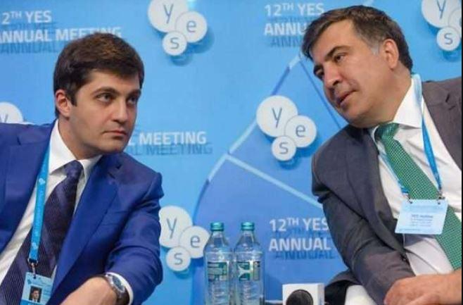 «Я всегда готов»: Сакварелидзе ошеломил своими словами. Вместе с Саакашвили. Принести пользу Украине