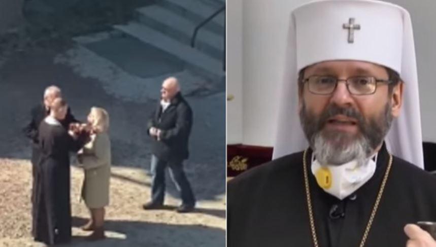 «Причащение верующих из одной ложки во Львове»: В УГКЦ сделали заявление. «Не имеют права отказываться»