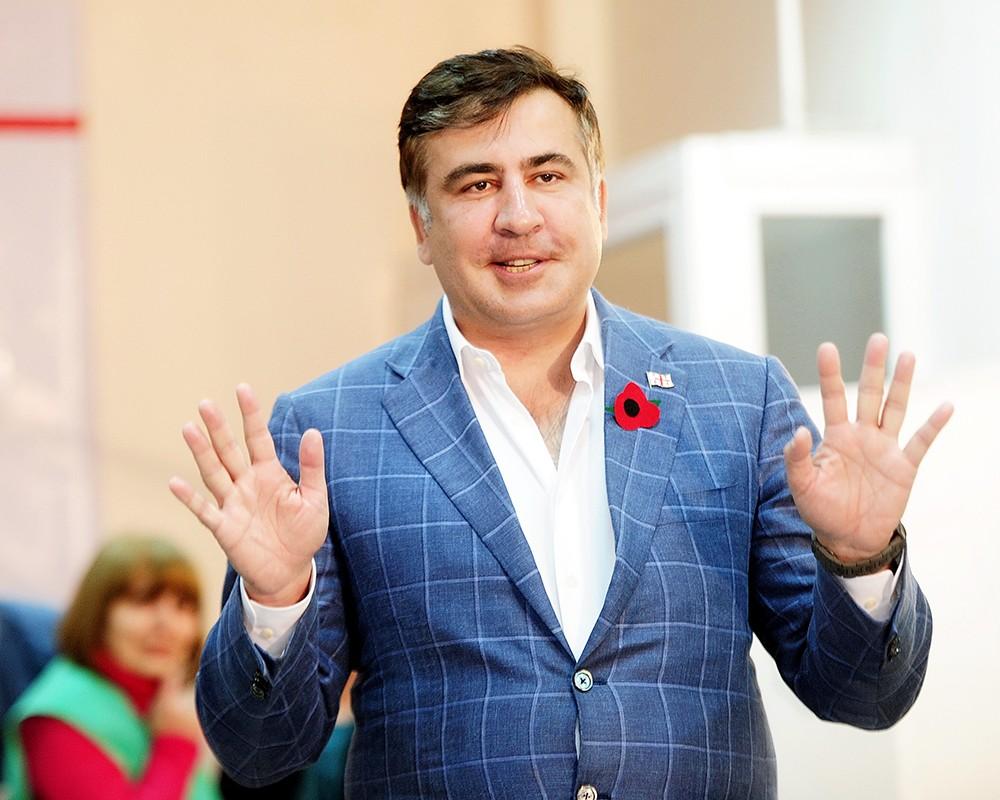 Уже сегодня. Саакашвили встречается со «слугами». Склоняет на свою сторону: «завораживает, как может»