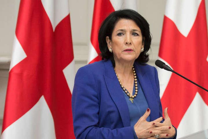 Скандал с Саакашвили набирает обороты. Президент Грузии не стала молчать — срочное заявление