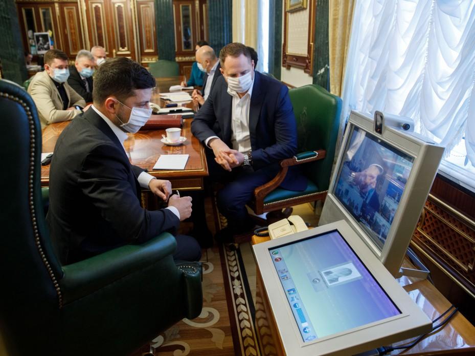 «Мы хотим более весомых решений» У Зеленского сделали важное заявление. Уже 15-17 апреля