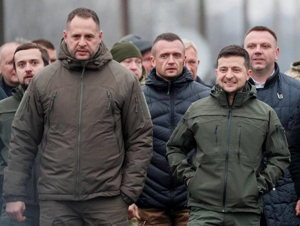 «Не имеют отношения к реальности»: У Зеленского впервые прокомментировали скандал с Ермаком. «Никто не избежит наказания»