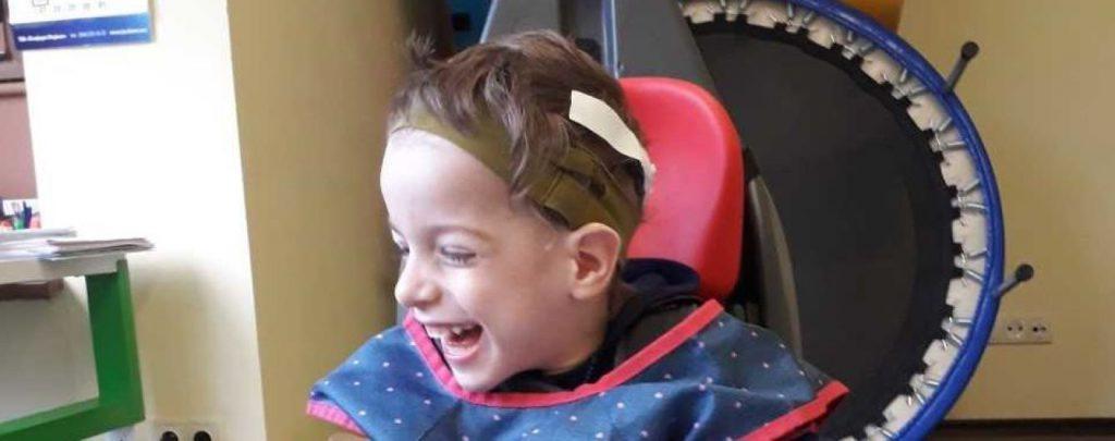Страшные диагнозы на пути к обычному детству: Помогите спасти Гордея!