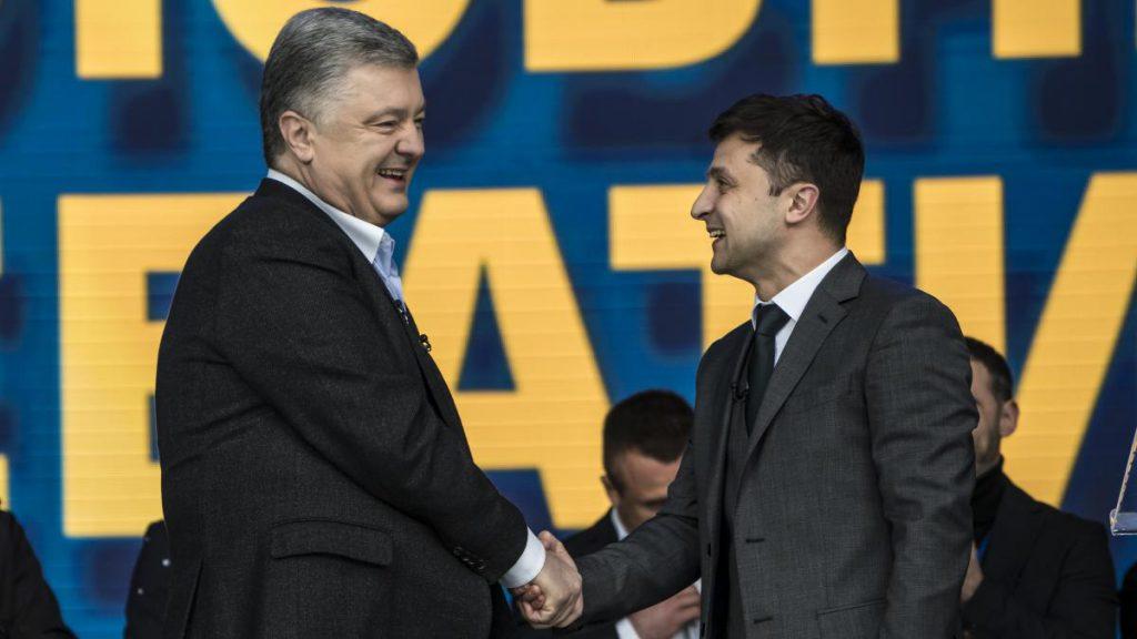 Тайная встреча тет-а-тет: Зеленский и Порошенко провели беседу. Решение было принято!