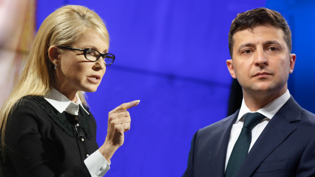 У Тимошенко истерика! Набросилась на Зеленского. Украинцы потрясены этим поступком