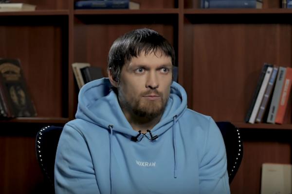 «Пусть повесятся!»: Усик разозлил украинцев своим заявлением. Такого от него не ожидали