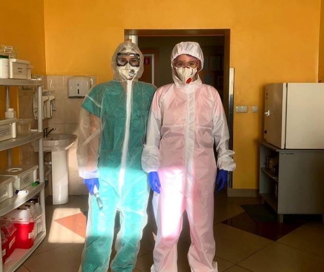 «Практически стараются не ходить в туалет»: Украинские врачи рассказали о жутких реалиях работы в условиях коронавируса