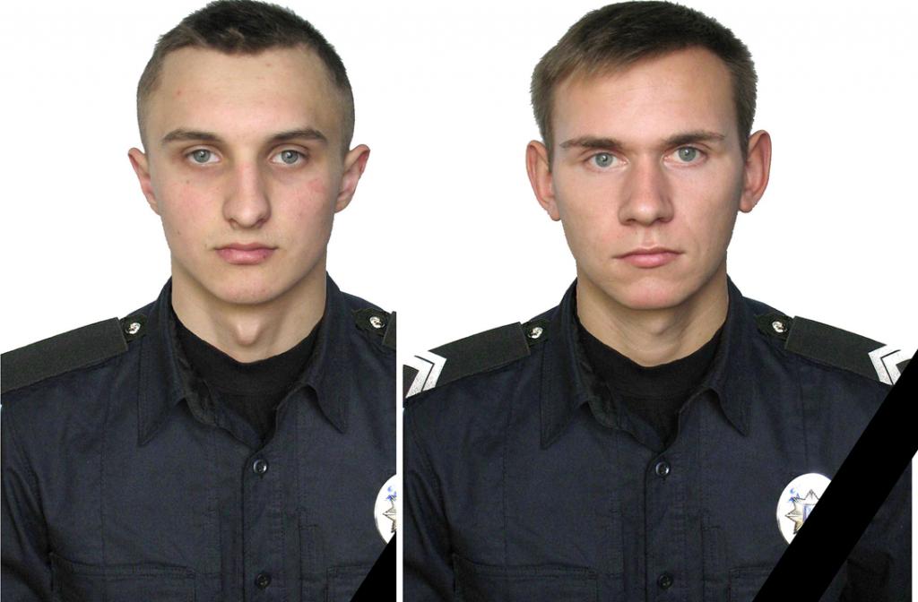 «Были друзьями с детства»: трагическая смерть молодых полицейских потрясла всю Украину