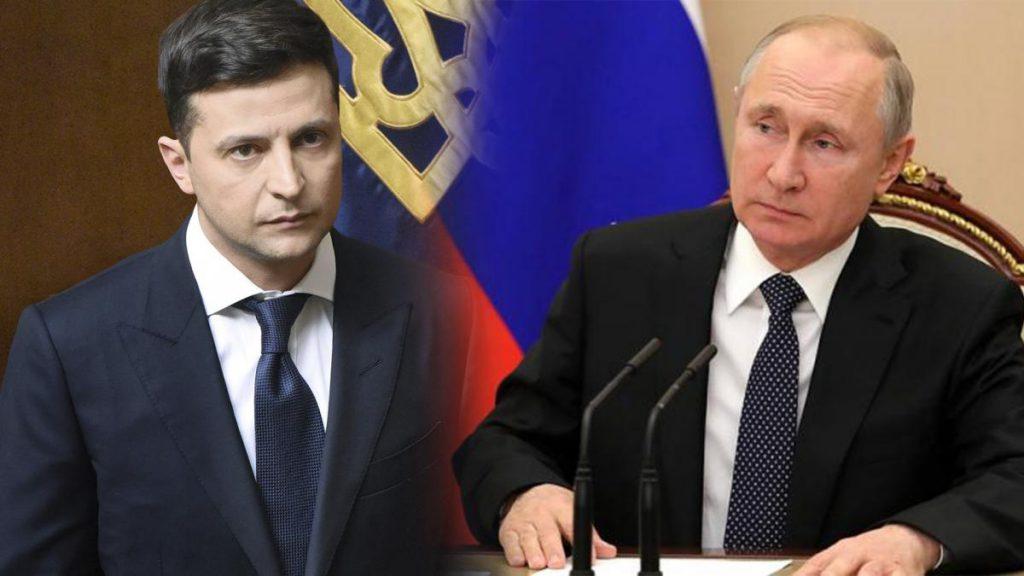 «Это просто смешно!»: Зеленский выдвинул Путину жесткий ультиматум. «Не побоялся, достаточно инсинуаций»