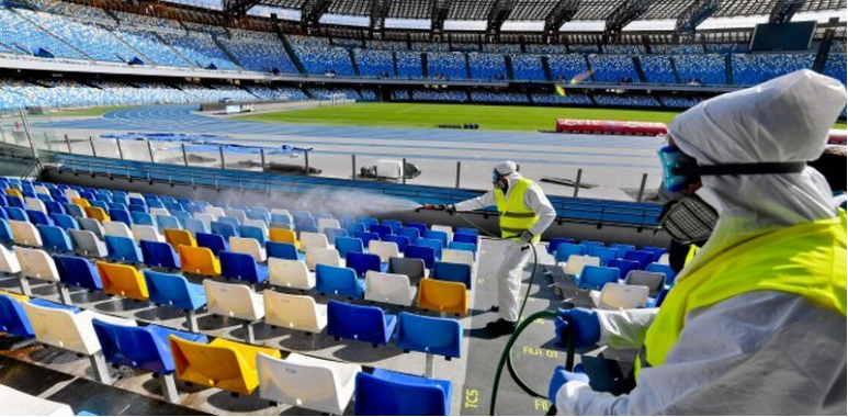 Ждут реакции МЗ! Когда возобновится футбольный чемпионат в Украине. 30 мая или 6 июня?