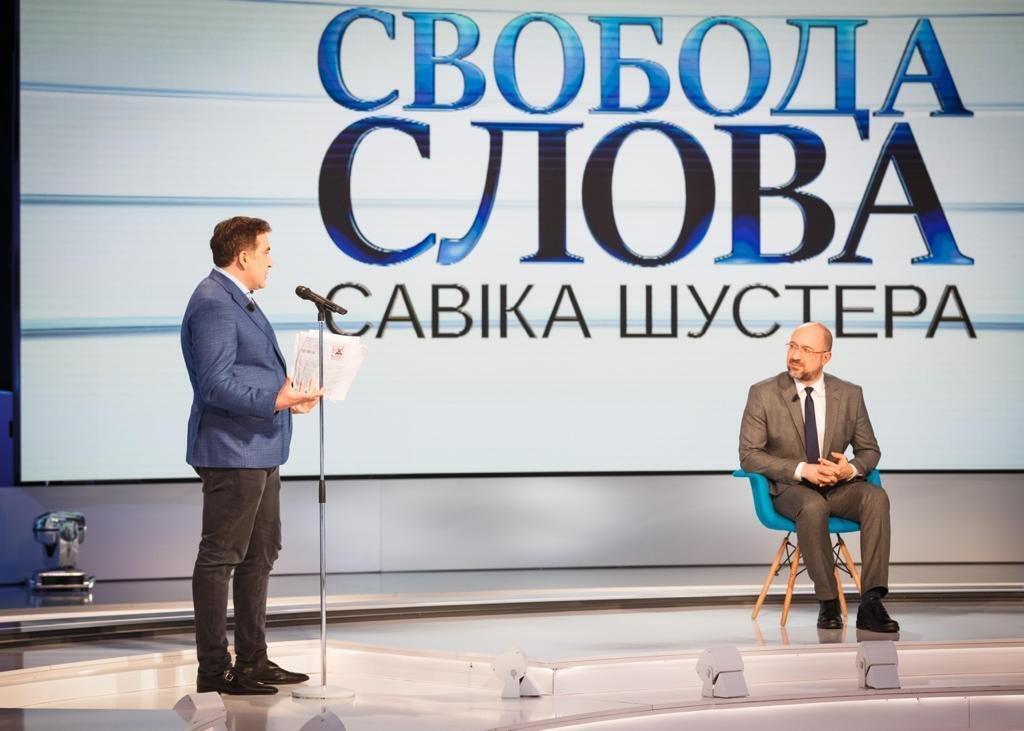 «Халява закончилась!»: Саакашвили жестко разнес их в прямом эфире. Чиновники в панике. Так больше не будет!