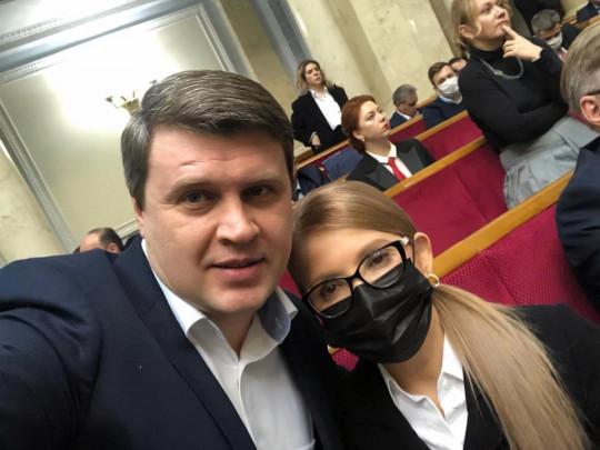 Вся фракция на самоизоляции! У соратника Тимошенко подтвердили коронавирус. Не вернутся в Раду!