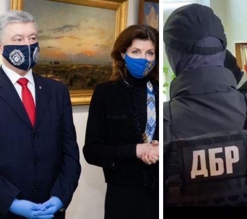 «Бросил жену и убежал»: Поведение Порошенко шокировало украинцев. «Дешевые политические манипуляции»