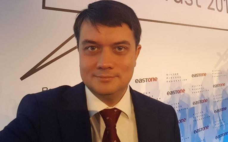 «Только миллион долларов занял!»: Декларация Разумкова поразила украинцев. «Красиво жить не запретишь»