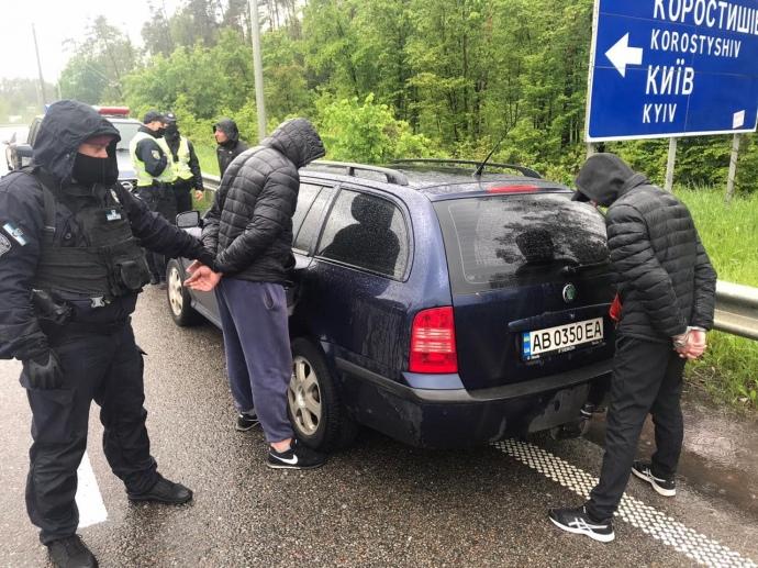 В другой области. Полиция задержала новых беглых участников утренней перестрелки. «Ищет и тех, кто стоят за ними»