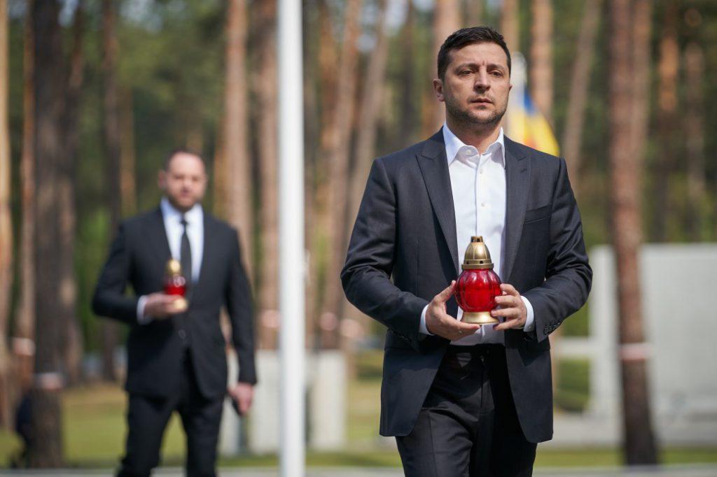 «Колоссальные масштабы преступлений» Зеленский эмоционально обратился к украинцам. «Безусловный приоритет»