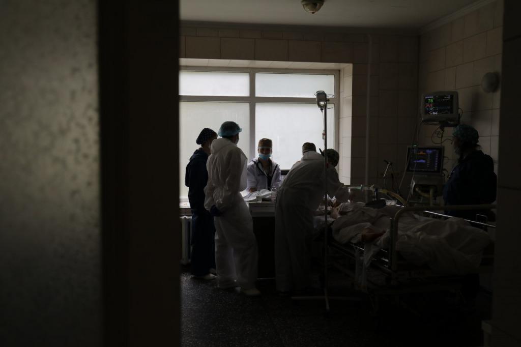 Важно! На Львовщине резко возросло количество больных коронавирусом. Ситуация напряженная. 33 летальных!