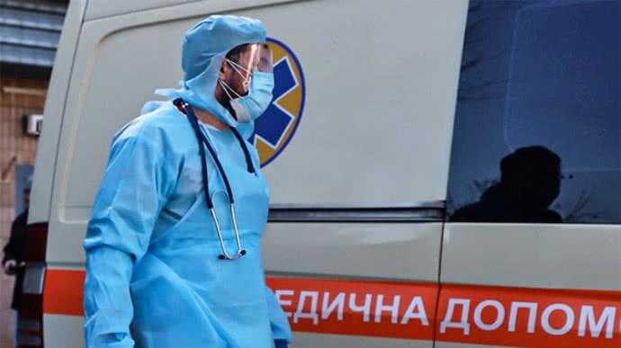 Девочке всего 3 месяца. Коронавирус в Киеве набирает новые обороты. Под ударом врачи