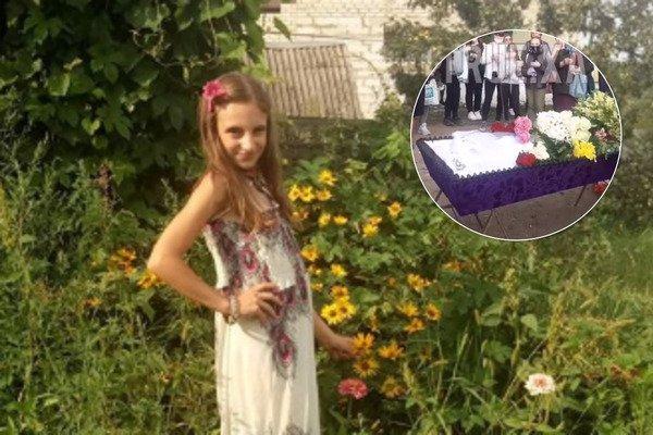 «Больше заняться нечем, как лить грязь!»: Похороны девочки, жестоко убитой матерью, закончились скандалом