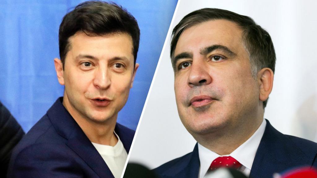 Шмигель в ауте. В «Слуге народа» заявили о назначении Саакашвили. Кабмину приготовиться
