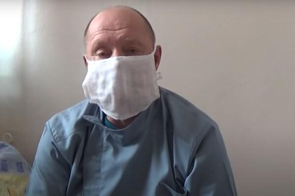 «Я сделал все, что было в моих силах»: Председатель больницы в Сумской области решился на отчаянный шаг