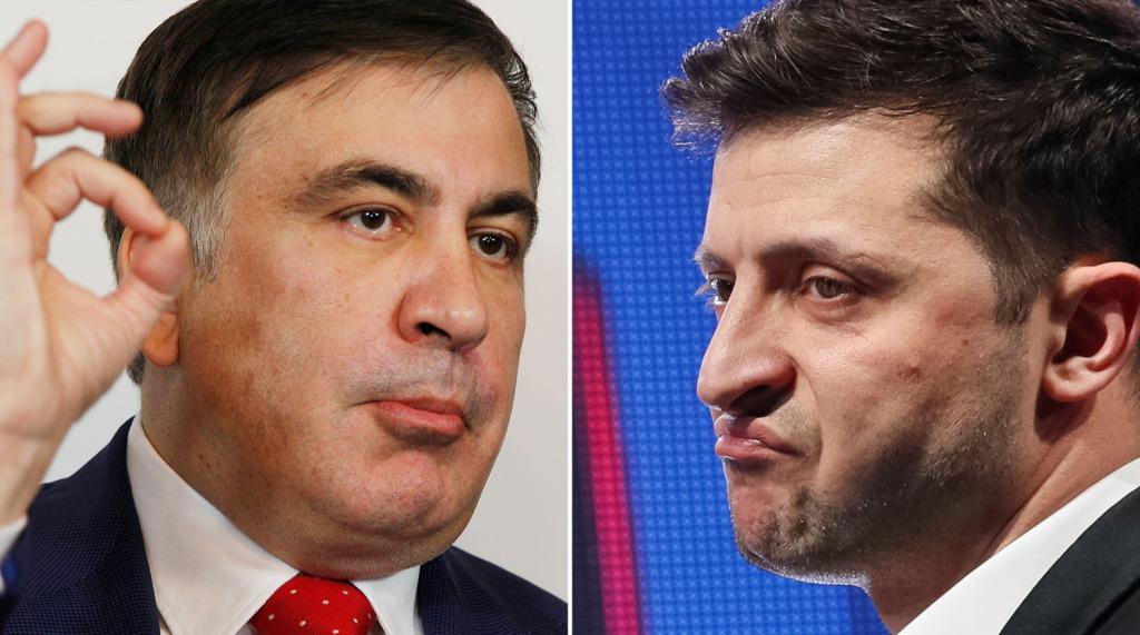 Свободный бизнес и медицинская реформа: Саакашвили рассказал о первых шагах спасения Украины