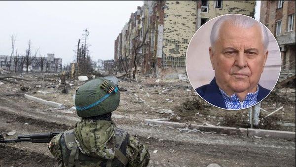 «Не может прийти в Украину» Кравчук взорвался неожиданным заявлением. Особая стратегия, быстро ничего не будет